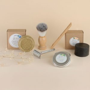 kit de afeitado
