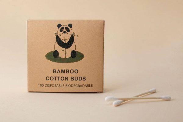 bastoncillos para oidos de bambu