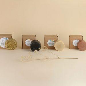 pack de cosmética sólida