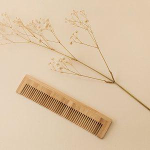 peine de bambu