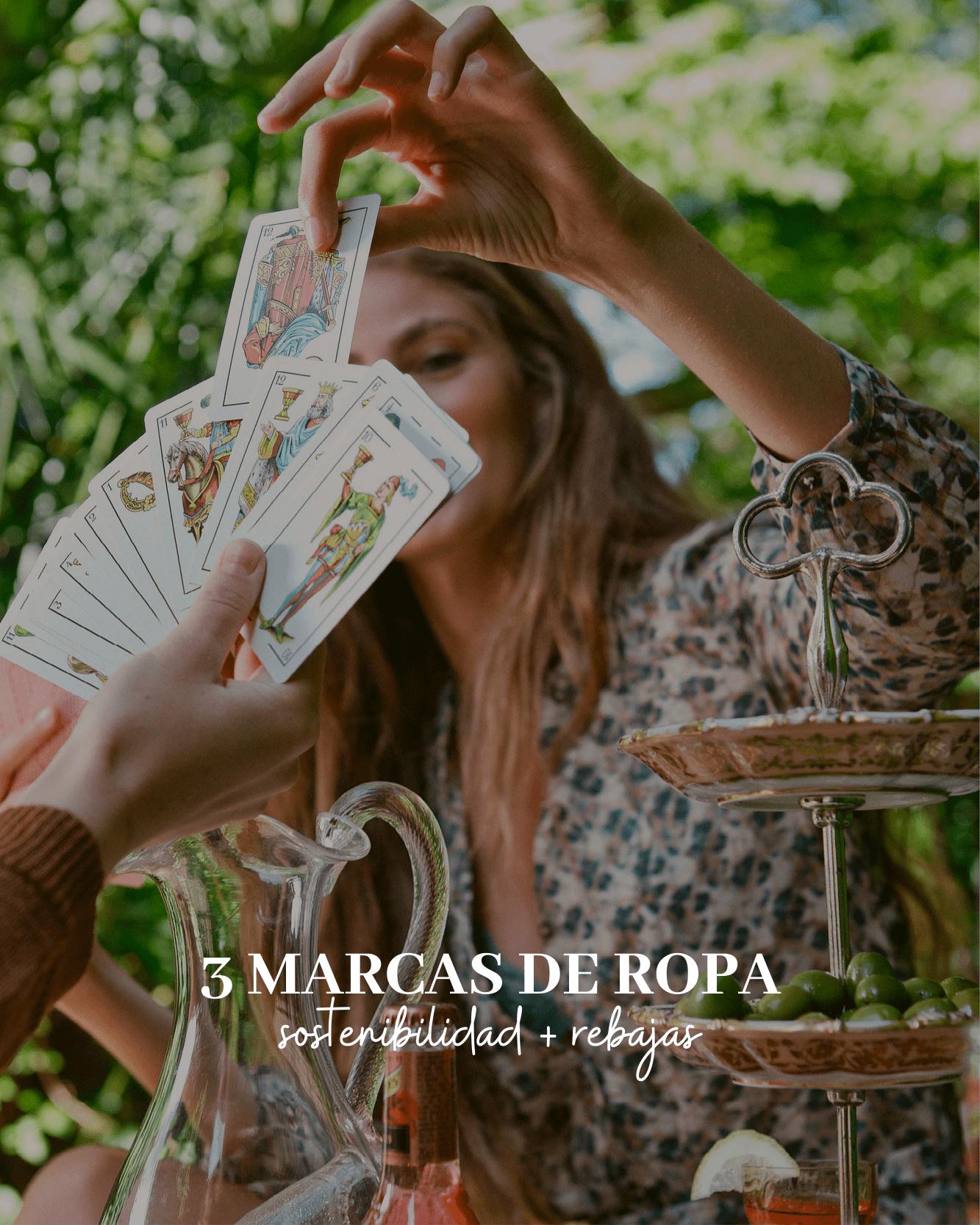 3 Marcas de ropa sostenibles de rebajas y españolas.