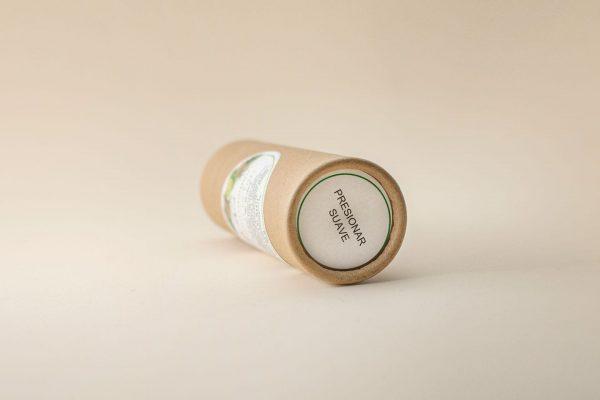 Desodorante natural de lima